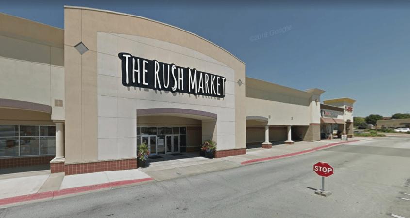 suburban-shopping center