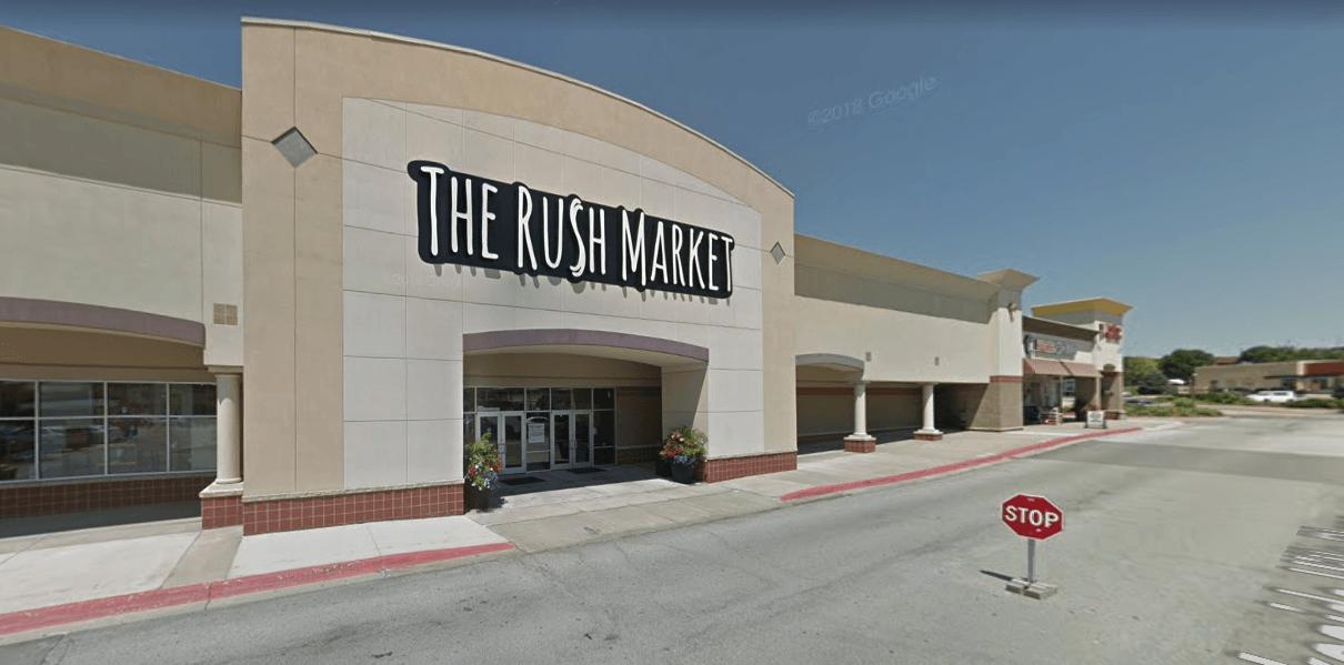 Suburban Shopping Center