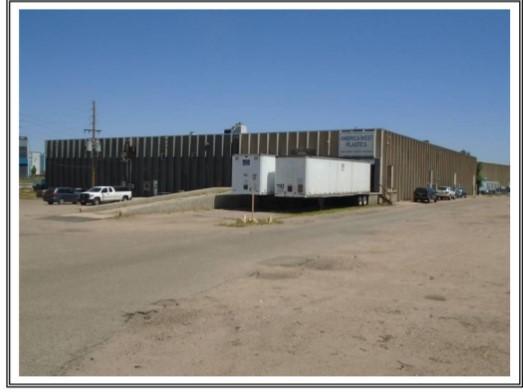 42056 SF Industrial Building