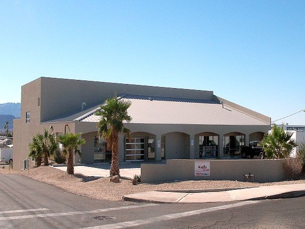 LAKE HAVASU CITY INDUSTRIAL/RETAIL 10K SF