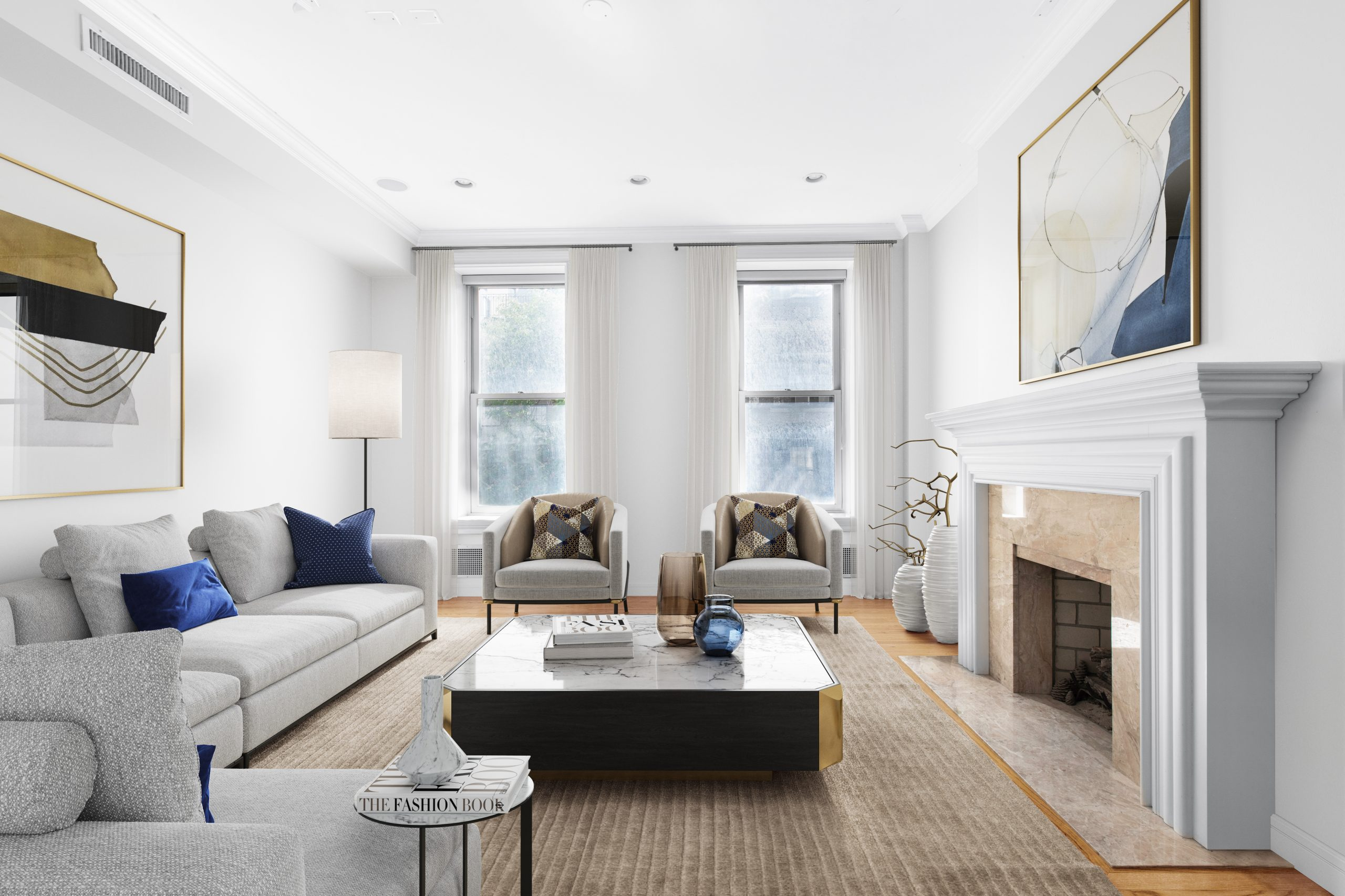 NYC Townhouse with Income