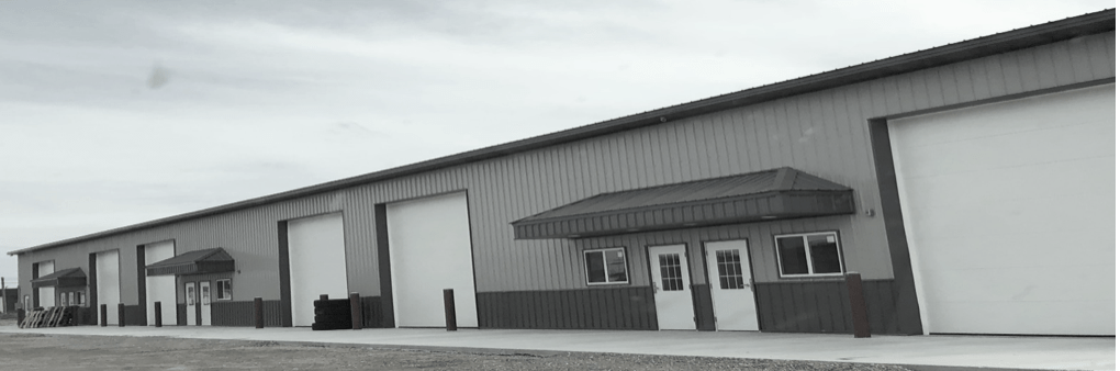 New Construction Industrial Flex Space