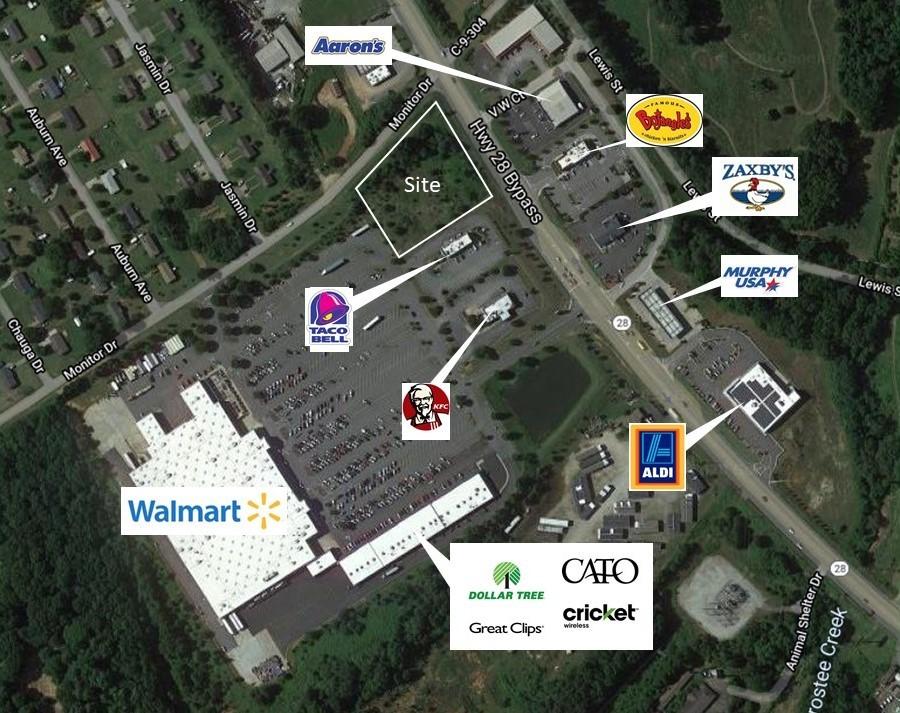 Walmart Outparcel