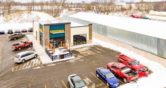 Qdoba Restaurant | 2019 Construction