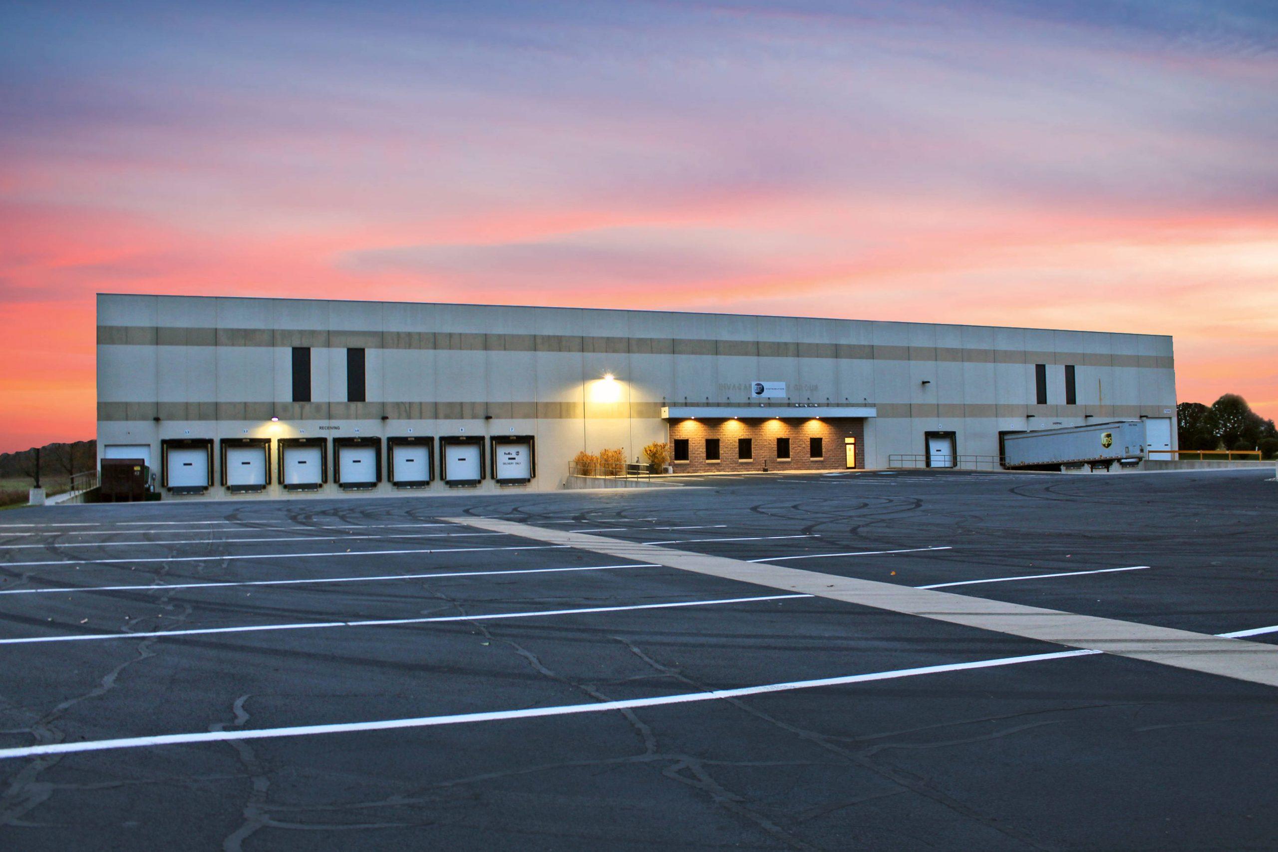 NNN Industrial Building