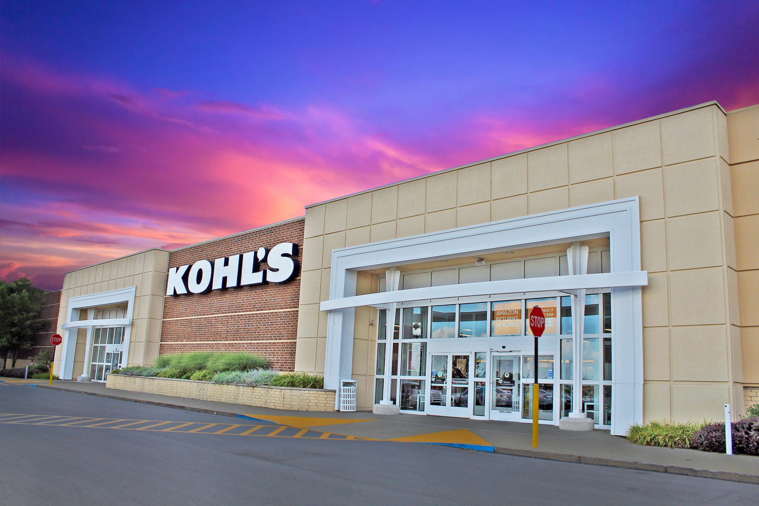 Kohl's Long Term Lease w/ New Outparcel